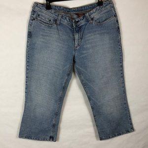 Bongo Capri jeans size 17
